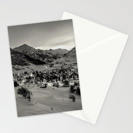Back when the world was full of wonder - VII.- Stationery Cards
