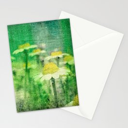 summer rain Stationery Cards