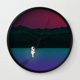 Episode 52 - Iridescent Dreams Wall Clock