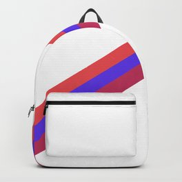 LINEAS TRICOLOR Backpack
