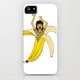 Fruit Phobia iPhone Case