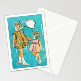 Molly and Sarah Stationery Cards