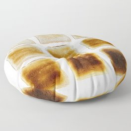 How Do You Like Your Toast Done Floor Pillow