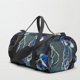 Metallic Ocean III Sporttaschen