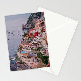 Dreaming Positano Stationery Cards