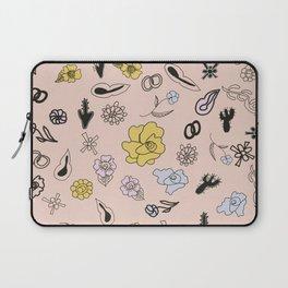 frida's flowers Laptop Sleeve