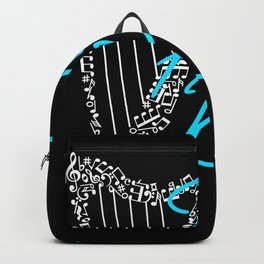 piano king Backpack