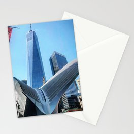 Oculus and One World Stationery Cards