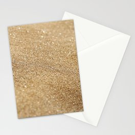 Waves of Sand Stationery Cards