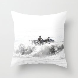 In The Brine Throw Pillow