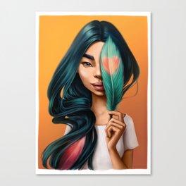 Aylen Canvas Print