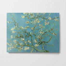 Vincent van Gogh - Almond blossom Metal Print