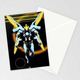 Pharah Stationery Cards