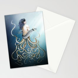 Sea Sisters - Callisto Stationery Cards