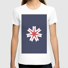 Flag of Hokkaido T-shirt