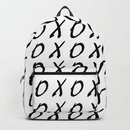 X O PATTERN Backpack