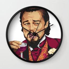 Leonardo Dicaprio Meme Wall Clock
