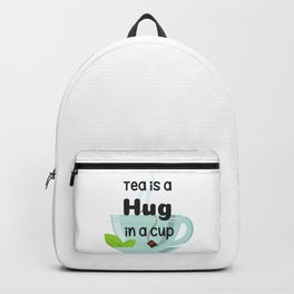 Hug in a Cup Backpack
