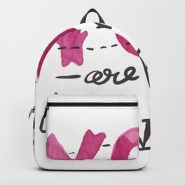 You Are My Universe Valentines Day Backpack