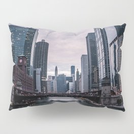 Chicago City Pillow Sham