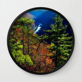 Pennsylvania Grand Canyon Wall Clock