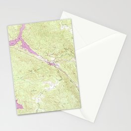CA Moccasin 293027 1948 24000 geo Stationery Cards