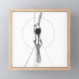 Infinity Framed Mini Art Print
