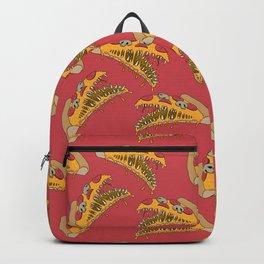 Possessed Pizza Backpack