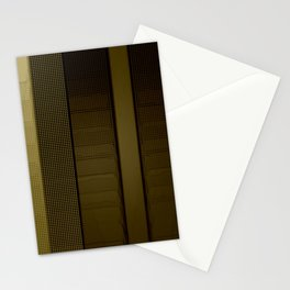 Structured partition ... Stationery Cards