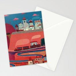 my village Stationery Cards