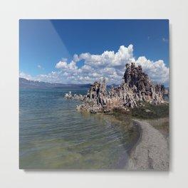 Tufa Towers of Mono Lake Metal Print