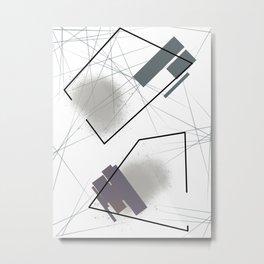 GEOMÉTRICOS N2 Metal Print