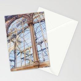Palacio de Cristal Madrid Stationery Cards