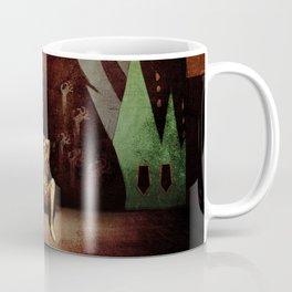 Slow arrow Coffee Mug