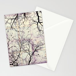 november blood Stationery Cards