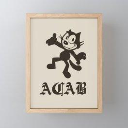 All cats Framed Mini Art Print