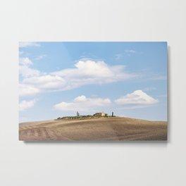 Tuscany Landscapes  Metal Print