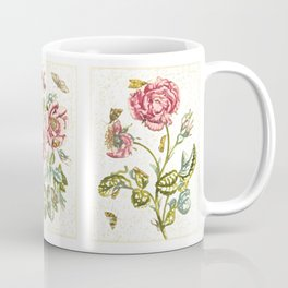 The Great Rose illustration Coffee Mug
