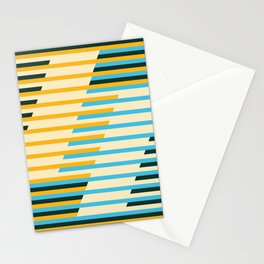 shifted pause Stationery Cards