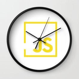 Javascript js Wall Clock
