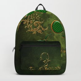 Happy st. patrick's day Backpack
