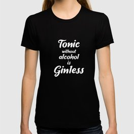 Gin Tonic Matters T-shirt