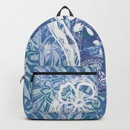 Hawaiian Tribal Honu's Backpack