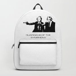 Brahms & Beethoven Guardians of the Symphony Backpack