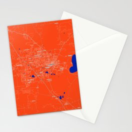 FanMap | NCAA SEC Florida #3 Stationery Cards