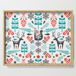 Hygge Holiday Serving Tray