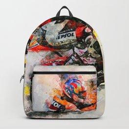 Nicky Hayden Backpack