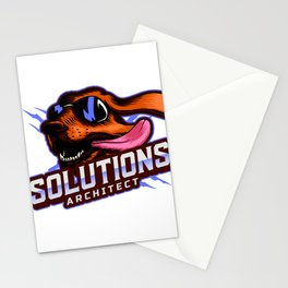 Solutions Architect Stationery Cards