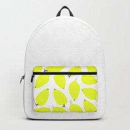 LEMONY WHITE Backpack