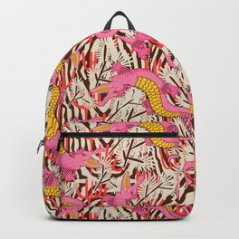 BAZAAR FETE GATOR Backpack